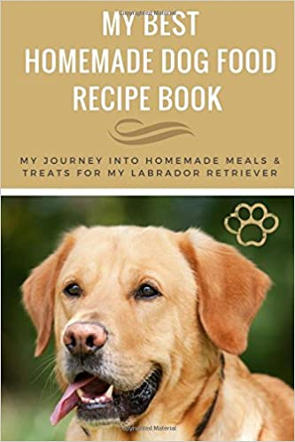 Buy my favourite dog food recipes labrador retriever blank recipe buy my favourite dog food recipes labrador retriever blank recipe cookbook recipe file this blank recipe book has 50 recipe template one to each page forumfinder Image collections