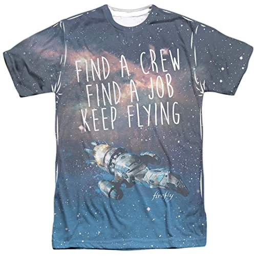 Firefly- Keep Flying T-Shirt Size XL]()