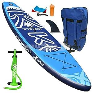 51hourffWOL. SS300 EXPLORER SUP Kohala 320 Stand Up Paddle Surf Board Paddel ISUP Paddling Aqua
