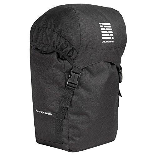 Altura Unisex Arran 16 Pannier Luggage, Black