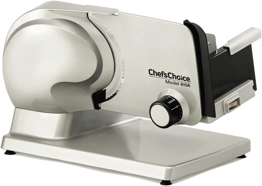 Finest Electric Slicer with Removable Blade