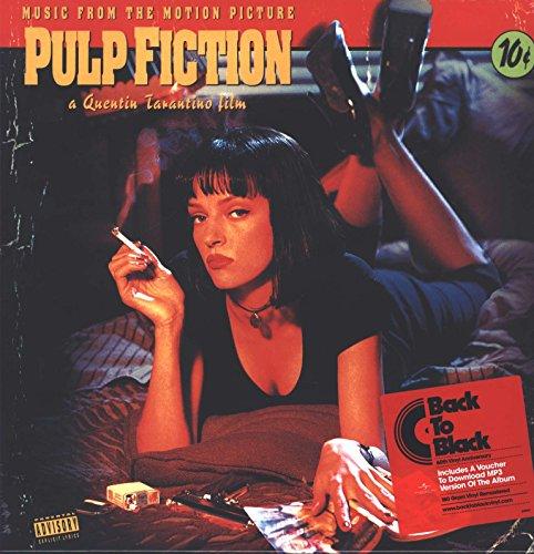Pulp Fiction Music Motion Picture