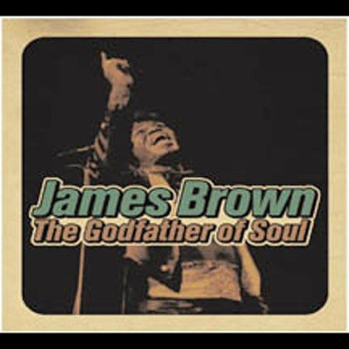 James Brown: The Godfather of Soul (2 Disc Set - CD & DVD)