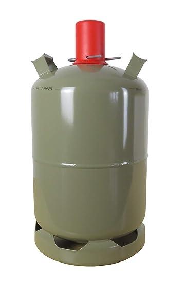 11 Kg Camping Gas Flasche Neu Propangas Grill Gaskocher Heizer