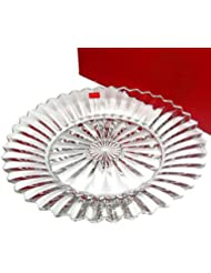 Baccarat Mille Nuits Plate Large 10 1 4 Dia