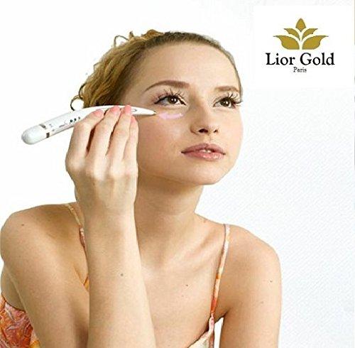 Oro Gold Eye Mask - 6