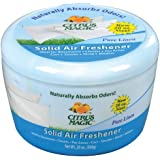Citrus Magic Solid Pure Linen Odor Absorber, 20-Ounce