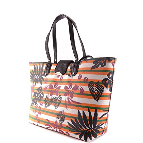 LIU-JO Large shopping bag KOST ORANGE