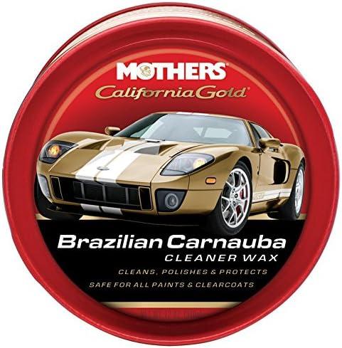 Best Budget - Mothers California Gold Brazilian Carnauba Cleaner Wax