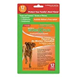 SENTRY HC 7 Way De-Wormer for Small Dogs, 12 count