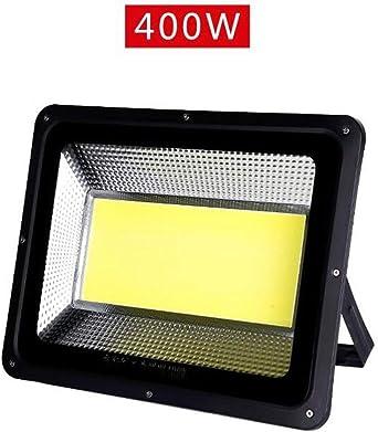 Proyectores Led Exterior Foco Proyector LED,Lámpara De Seguridad Impermeable Fábrica Túnel Jardín Exterior Reflector (Size : 400W): Amazon.es: Iluminación