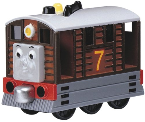 (Learning Curve Take Along Thomas & Friends - Toby)