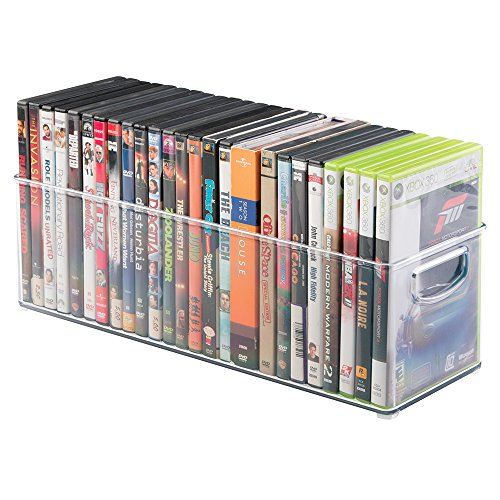mDesign Household Storage Video Games