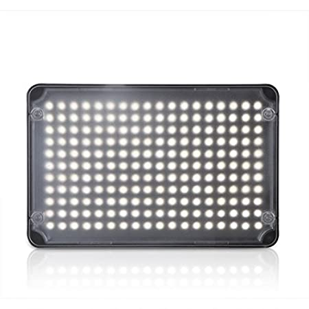 Aputure H198 Amaran Cri 95+ On Camera Daylight Temperature Light (Black) by Aputure