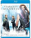 Stargate Atlantis: The Complete Season 5 [Blu-ray]