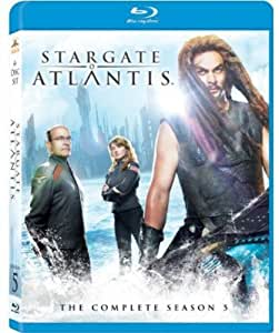 Stargate Atlantis: Season Five [Blu-ray]