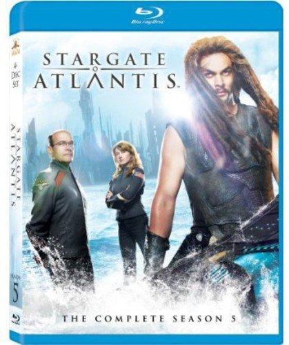 Stargate Atlantis Season 5 Blu-ray by TCFHE/MGM