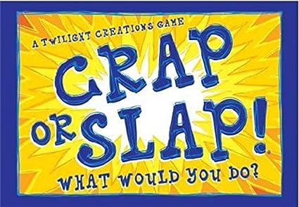 popular stores arriving best Amazon.com: Crap o Slap juego de mesa: Toys & Games