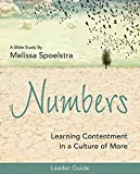 Numbers - Women's Bible Study Leader Guide: Learning Contentment in a Culture of More