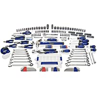 Kobalt 64054 Household Tool Set with Hard Case
