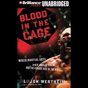 Blood in the Cage Hörbuch