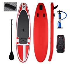 Profun Tabla Hinchable Tabla de Surf Sup Set Stand Up Paddle Surf ...