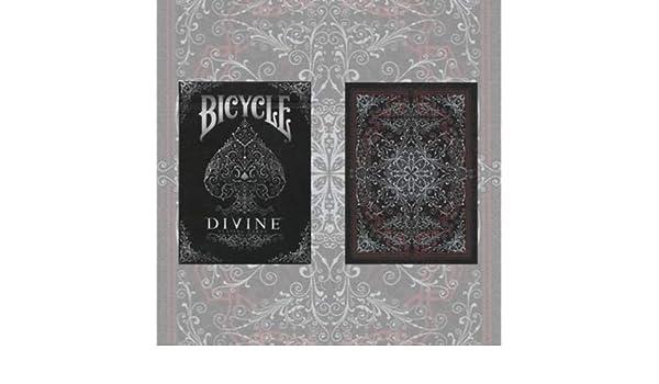 Bicycle Stargazer Baraja de Cartas Especial Color Negro Poker 1034630