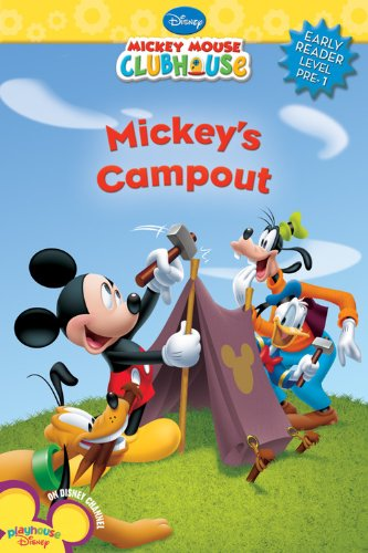 Download Mickey's Camp Out (Disney Early Readers Pre-1) pdf epub