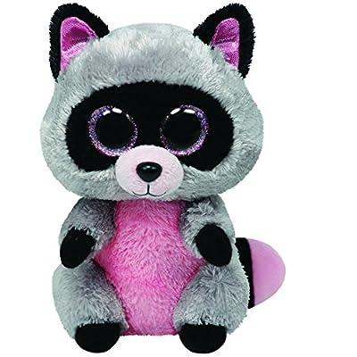 Ty Beanie Boos - Rocco the Raccoon 15cm: Toys & Games