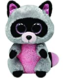 Ty - TY36727 - Beanie Boo's - Peluche Rocco Raton Laveur 15 cm