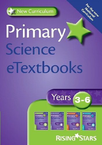 Primary Science: Learn, Practise and Revise eTextbooks: Years 3-6