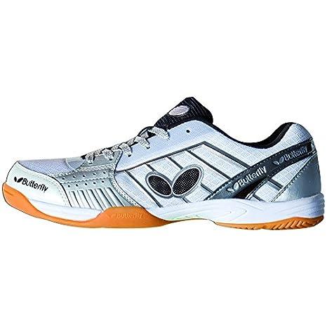 Butterfly Tenis de Mesa lezoline Shoe, 8079W110, Blanco, 11/29 ...