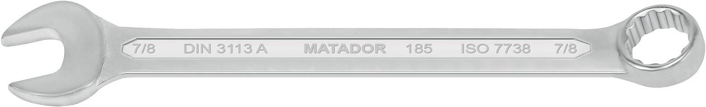 18 mm MATADOR 0185 0180 Ringmaulschl/üssel