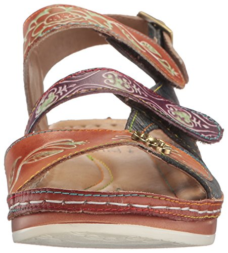 discount low shipping fee L'Artiste by Spring Step Women's Sumacah-Slide Sandal Camel buy cheap good selling new for sale outlet for nice lUwIy
