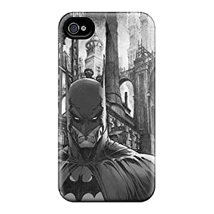 High-quality Durable Protection Case For Iphone 4/4s(batman I4)