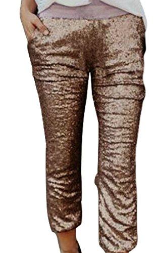 メッセンジャーコンベンション準備したGAGA-women clothes PANTS レディース