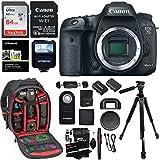 Canon EOS 7D Mark II Digital SLR Camera Body, Sandisk 32GB Card,...