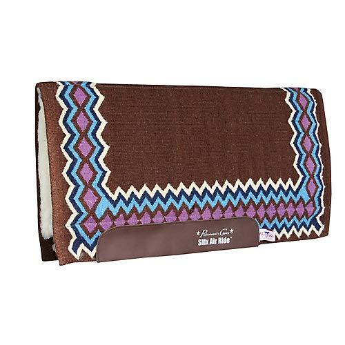Professionals Choice SMX Shilloh Wool Saddle Pad 3
