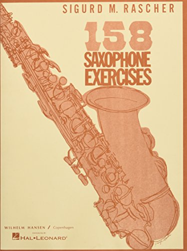 158 Saxophone Exercises (Saxophone Exercises)