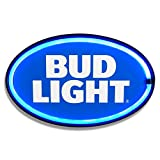 neon bars - Bud Light LED Sign, 16