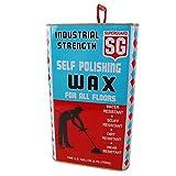 Safeguard 800 Industrial Strength Self Polishing Wax for All Floors, 24 Fluid Ounce