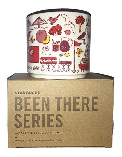 Starbucks South Carolina Mug Been There Series ,White