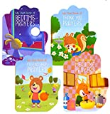 My First Book of Prayers Board Books (Set of 4)