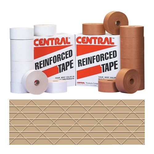 Central T907250 Medium Duty 250 Reinforced Tape, 450
