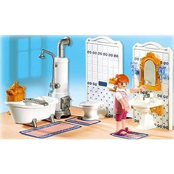 Playmobil Bathroom. Amazon com  Playmobil Bathroom  Toys  amp  Games