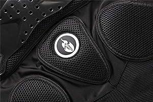 FULUOYIN MTB Protektorenhose Motorrad Hose f/ür Radfahren Reiten Motorrad Fahren S-2XL