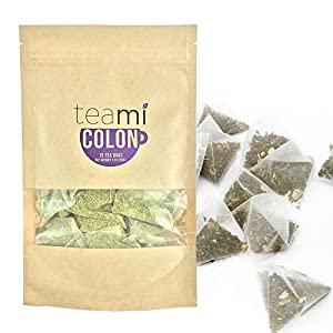 Detox Tea for Teatox & Weight Loss to get a Skinny Tummy | Colon Cleanse by Teami Blends | Best to Raise 100% Natural Energy & Boost Metabolism | Reduce Bloating and Constipation.