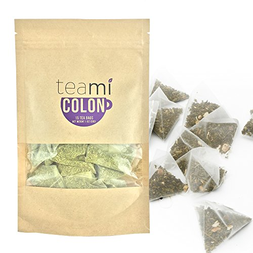Detox Tea for Teatox & Flat Tummy Weight Loss to get Skinny Fit | Colon Cleanse by Teami Blends | Best to Raise 100% Natural Energy & Boost Metabolism | Reduce Bloating and Constipation.