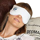 Dry Eye Mask by Heyedrate | Soothing Dry Eye Compress for Dry Eyes, Blepharitis, Meibomian Gland Dysfunction, Styes, Headaches, Sinuses, Allergies, and More