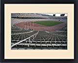 Framed Print of EU, Spain, Barcelona, Olympic Stadium can seat 70,000